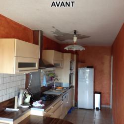 Cuisine appartement AVANT