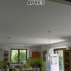 Plafond cuisine APRES