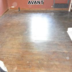 Parquet avant
